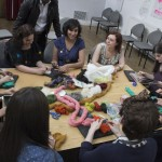 Felt Better Workshop IAPF2 2012 (image courtesy of Camila Barboza)