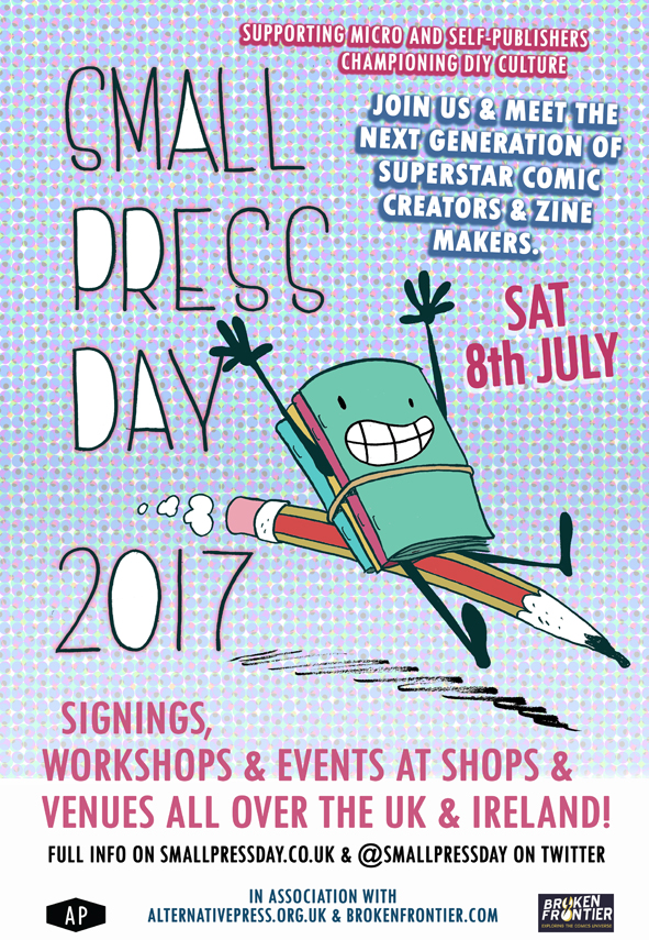 Small Press Day 2017